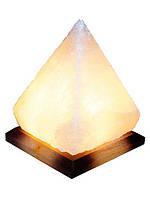 Артемовск Соляной светильник Пирамида 4 - 5 кг обычная лампа
