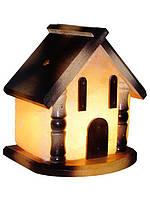 Артемовск Соляной светильник Домик 5 - 6 кг обычная лампа