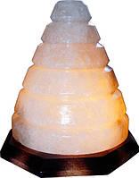 Артемовск Соляной светильник Конус 4 - 5 кг обычная лампа