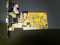 Контролер PCI comp port Gembird