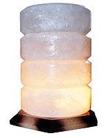 Артемовск Соляной светильник Свеча 4-5 кг обычная лампа