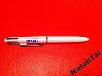 Ручка шариковая Epson автоматическая 4 цвета.
