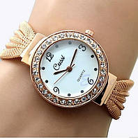Нежные женские наручные часы Cussi. Высокое качество. Стильный дизайн. Интернет магазин. Код: КДН762