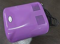 УФ лампа для сушки геля, гель-лака Professional Nail-230 на 36 Вт, сиреневая
