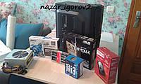 Игровой компьютер Новый i3-6100/MSI GTX 750TI 2GB DDR5/8GBRAM DDR 4/500