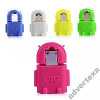 Micro USB OTG host адаптер переходник Android