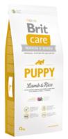 Корм Brit 12кг для щенков всех пород с ягненком и рисом Care Puppy All Breed Lamb & Rice