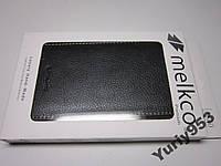 Оригинальный чехол флип Melkco Lenovo A850 Черный