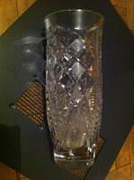 Большая Чехословатская хрустальная ваза