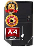 =ПРИЗ=2 ЯДРА x 3,4GHz+4Gb+200GB+HD7480 2G