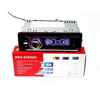 Автомагнитола DEH-X3002U USB SD FM AUX магнитола  в авто