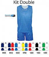 Баскетбольная форма  мужская Givova Kit Double