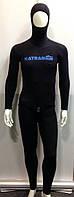 Гидрокостюмы для зимней подводной охоты KatranGun Hunter Pro 9 мм; штаны с лямками; нейлон/открытая пора