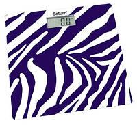 Весы напольные SATURN ST-PS0282 Zebra , весы бытовые