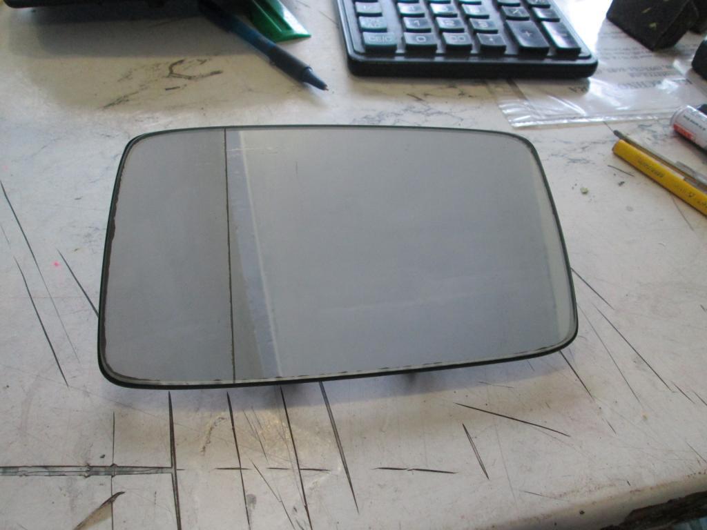Стекло вкладыш правого зеркала VW Polo Felicia