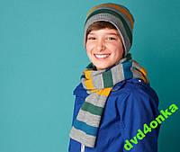 Вязаная шапка и шарф ТСМ Tchibo Германия