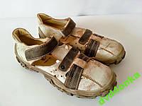 Кожаные туфли-босоножки  Bellamy.р-р 37