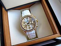 Часы наручные женские Rolex Selena белые, часы магазин