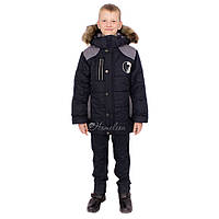 Зимняя курточка для мальчиков Питбуль