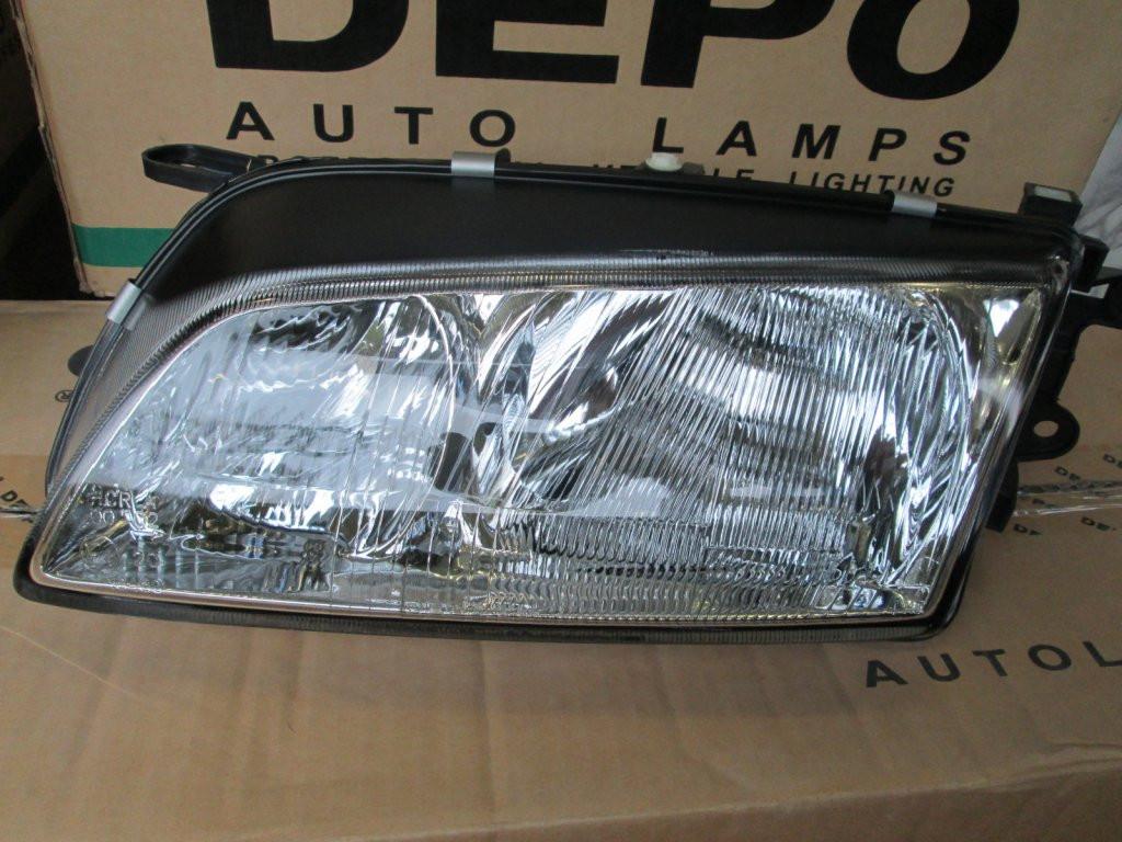 Фара передняя левая Mazda 626 00-02 GF GW электро