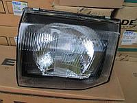 Фара передняя левая Mitsubishi Pajero 2 II 91-99