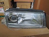 Фара передняя правая Skoda Octavia 97-00 H3+H4