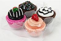 Бальзам-блеск для губ Cupcake Shoppe (4 шт.)