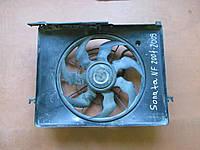 Вентилятор охлаждения HYUNDAI SONATA 04-09 диффузо