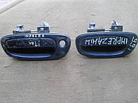Ручка двери наружная левая Subaru Impreza 92-00