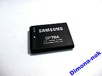 Аккумулятор  Samsung BP70 BP70A SLB-70  оригинал