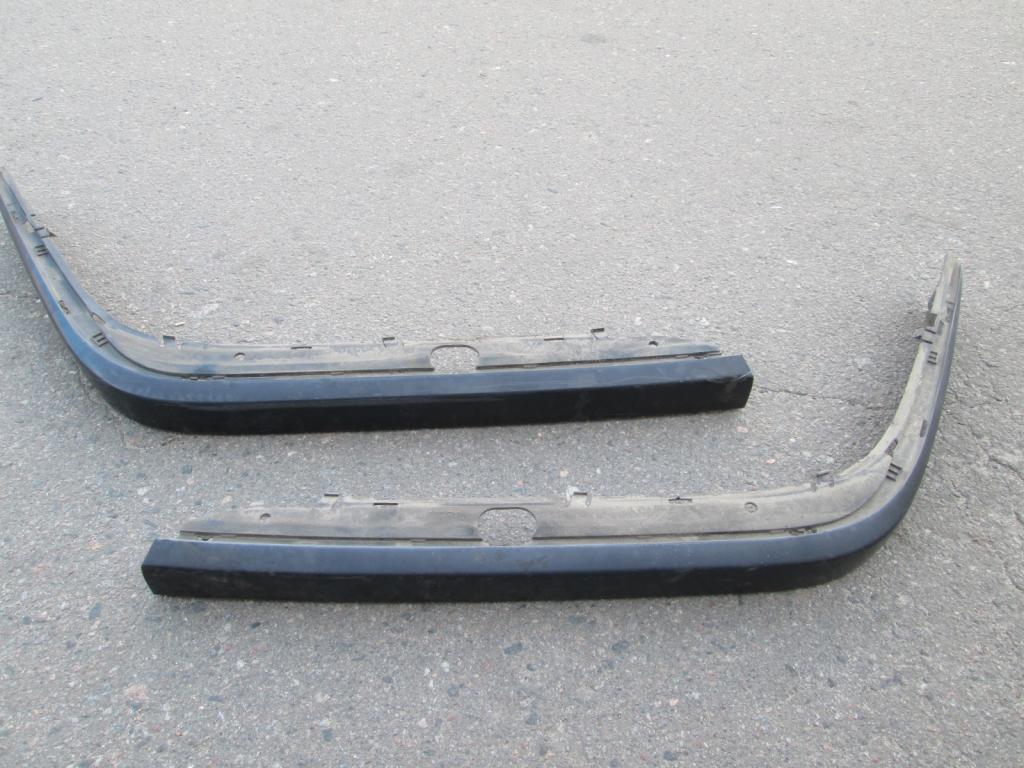 Накладка молдинг переднего бампера BMW 7 E38 94-02