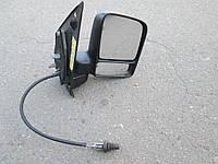 Зеркало правое механическое Ford Connect 02-13