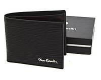 Мужское портмоне Pierre Cardin (824) black