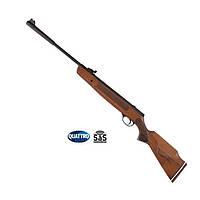 Турецкая пневматика Hatsan Striker X Vortex: винтовка с газовой пружиной, калибр 4,5, деревянная ложа