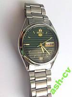 Японские, наручные, механические часы SEIKO 5