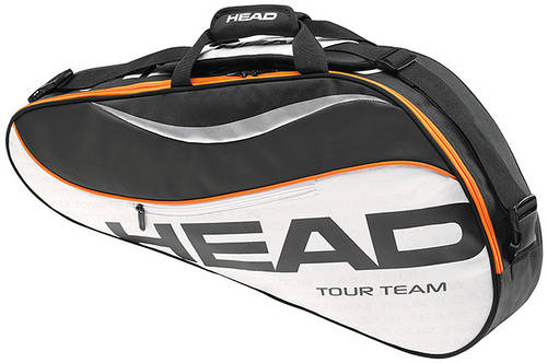 Функциональная сумка-чехол для большого тенниса  283344 Tour Team Pro WHBK HEAD