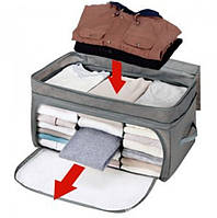 Органайзер кофр с перегородками для хранения вещей