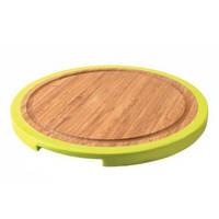 Разделочная доска BergHOFF круглая 25 см (бамбук) (1101675)