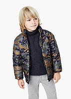 Демисезонные куртки Mango для мальчиков,разм.3-4года,5-6лет