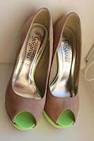 Туфли из Англии NEW LOOK 35 - 36 размер