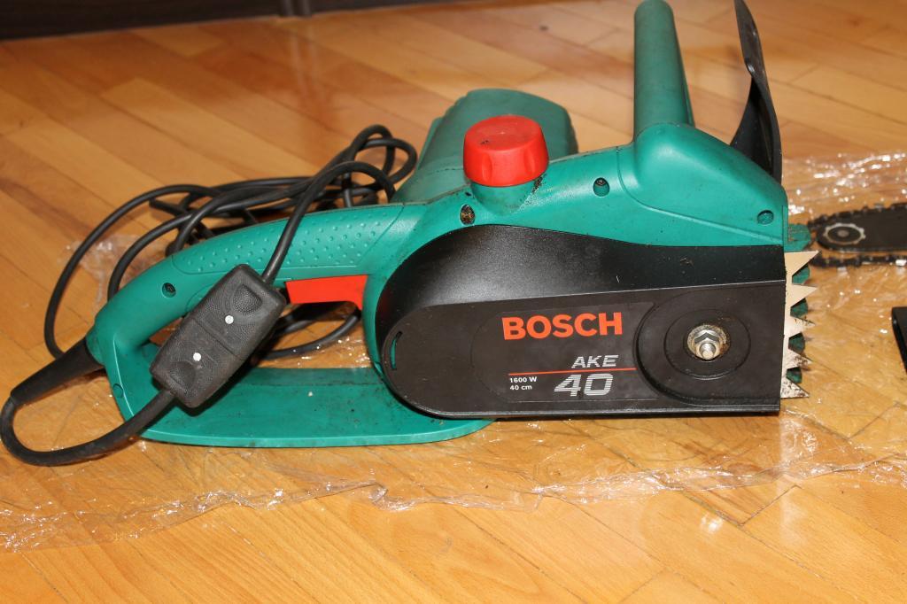 Пила цепная Bosch AKE 40