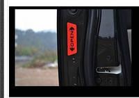 Светоотражающая наклейка - OPEN