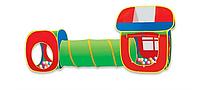 Размеры палатки 5538-5 с трубой