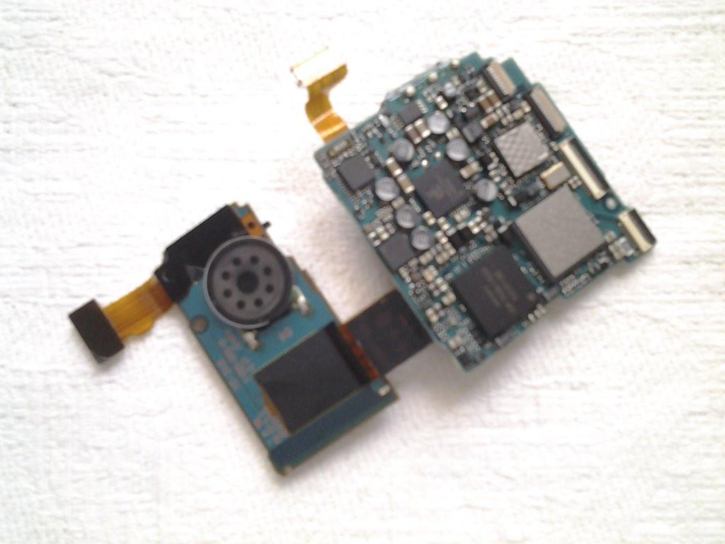 Плата для Sony DSC-T3