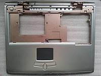 Верхняя часть корпуса с тачпадом ноутбука MSI m660