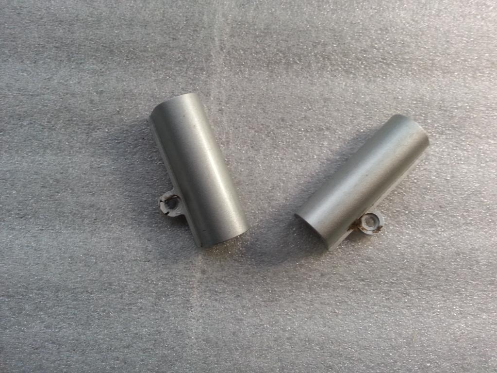 Заглушки (крышечки) на петли к ноутбуку MSI m660