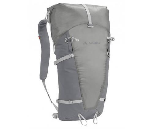 Мужской туристический рюкзак 22 л. Vaude Scopi 4052285204792 Серый