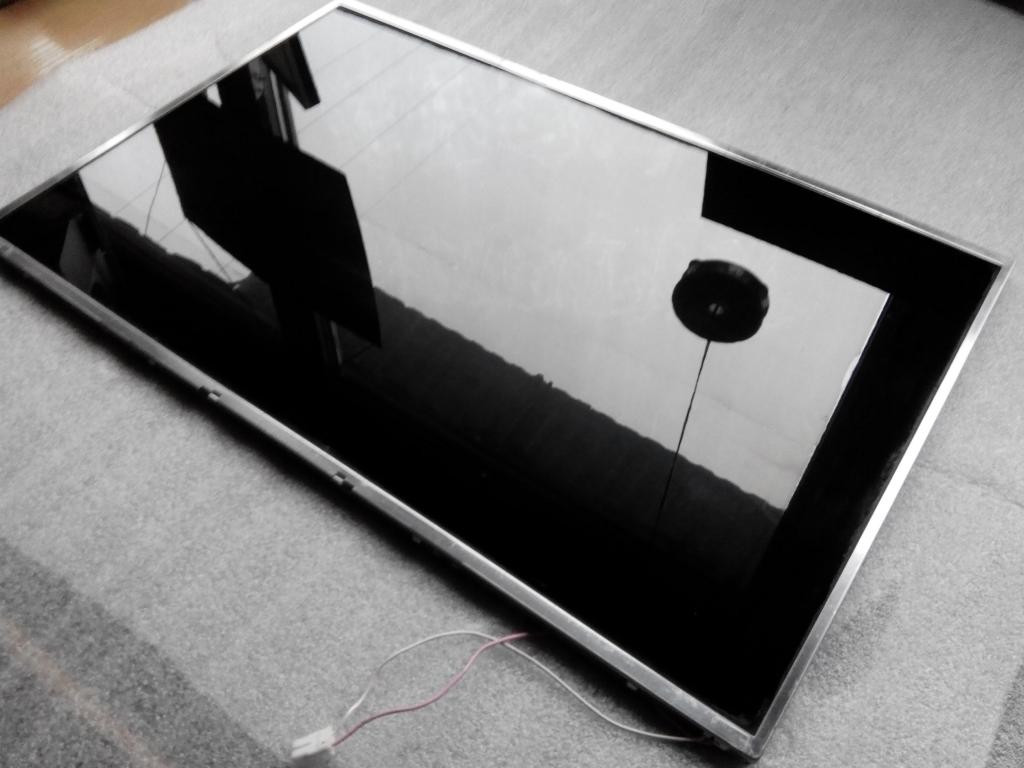 "Матрица Дисплей 15,4"" B154EW01 CCFL с полосой"