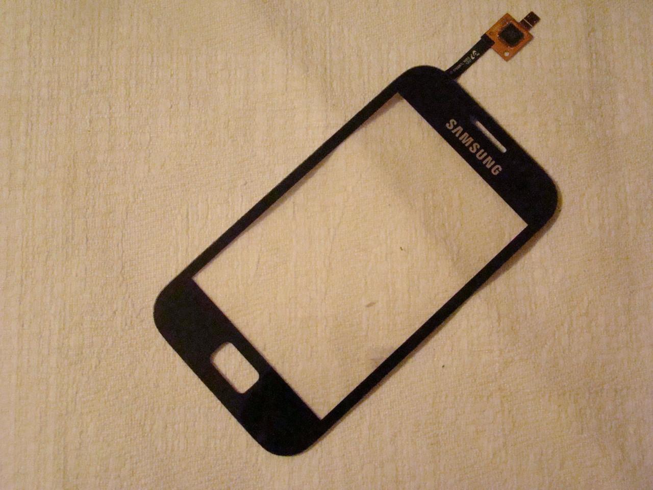 Samsung S7500 сенсор (есть дефект)