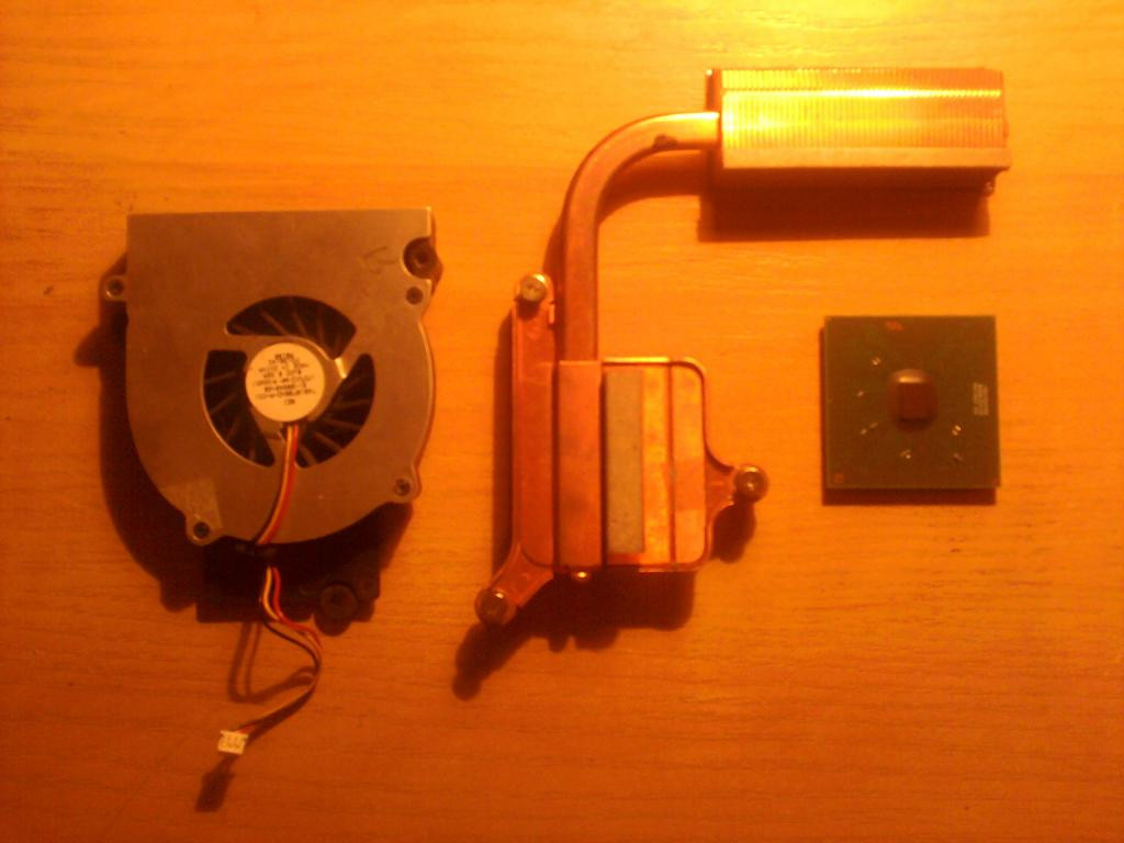 Радиатор для Ноутбука RoverBook Partner W500